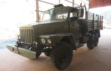 Dongfeng EQ2082E6D 6x6 off-road military truck with tip head