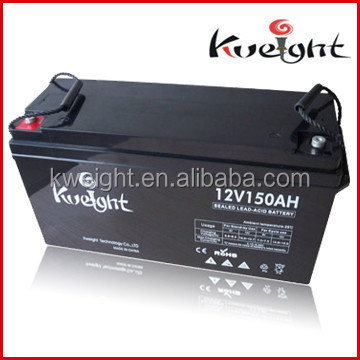 Dry battery 12v 150ah with price