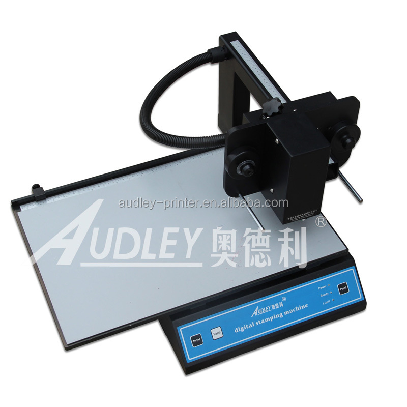 audley 3050a digital uni digital foil printer