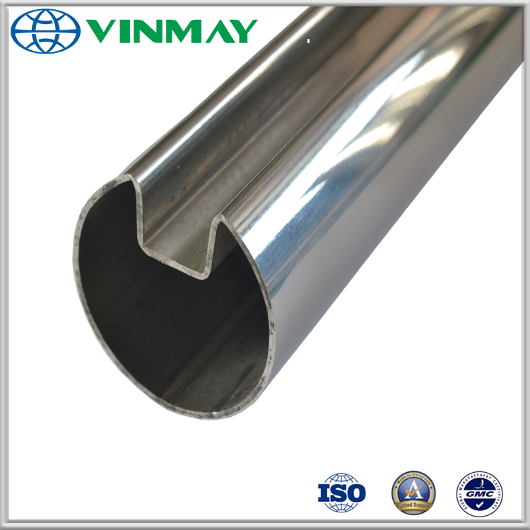 Foshan Factory <strong>201</strong> Round Stainless Steel <strong>U</strong> Shaped Tubes