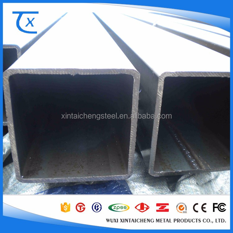 Home appliances cheap square steel tube iso 657-11 from china