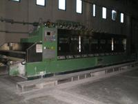 USED PEDRINI SLAB POLISHING MACHINE year 2001