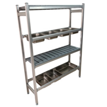 NSF Listing Stainless Steel Kitchen Wall <strong>Shelf</strong> for Restaurant