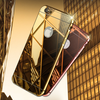 Gold Color Metal Case For Iphone