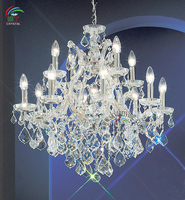 italian led maria theresa crystal chandelier