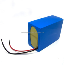 lithium battery pack 48v 40ah li ion battery 24V 36V 48V for electric motorcycle