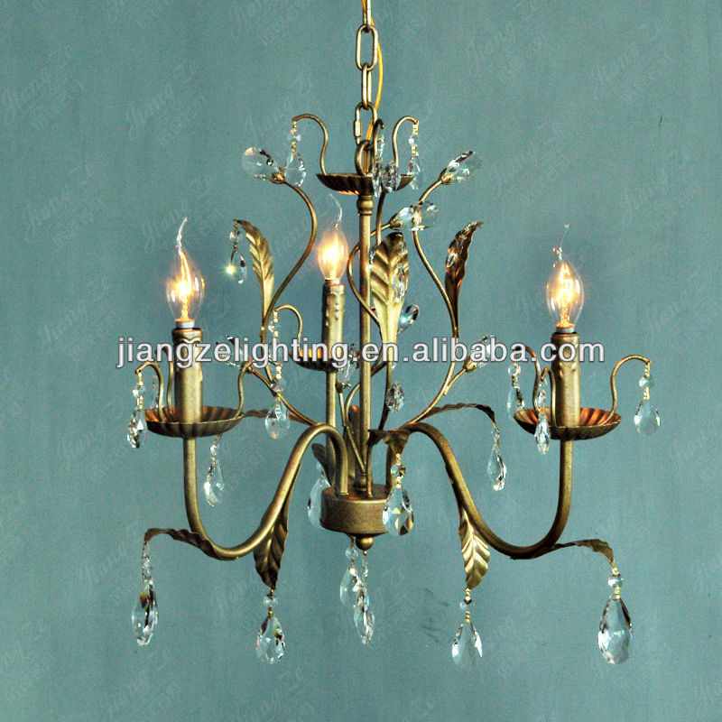 Indoor crystal Chandelier Lighting in dubai 6032-3