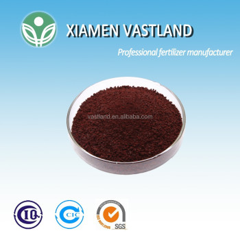 Top quality Iron chelate fertilizer/iron chelate eddha/EDDHA Fe 6%