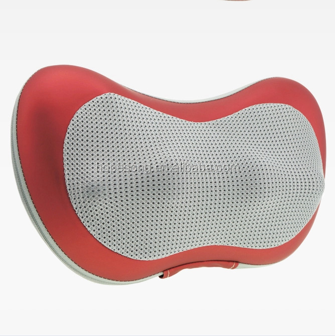 Display on wholesale Home <strong>Health</strong> Car Lumbar Neck Full body electric shiatsu massage pillow