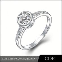 CDE Elegant Design Basketball Championship Ring