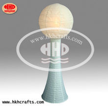 newly design trophy cup shade standing paper lamps