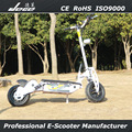 two wheel CE approved adult electric scooter 2015 new arrival Rohs electric scooter 50KM