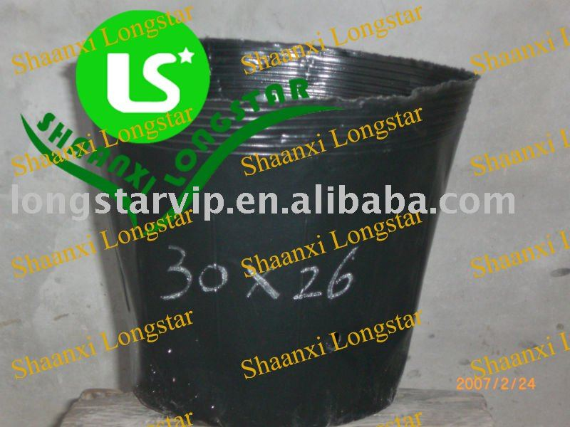 Excellent quality one time used of Plastic nursery pots