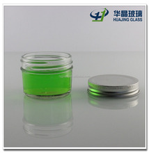 supply 100ml 3.5oz food used custom glass jam jar with printing labels for sweet onion sauce