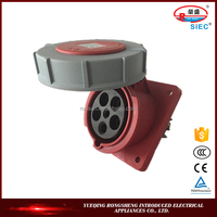 RS 4352 Manufacturer 63A industrial electric switch and socket