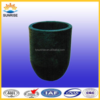 2014 Top Grade Silicon Carbon Crucible and Graphite Crucible Used for Melting Industry