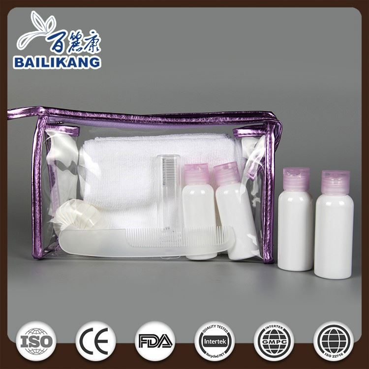 biodegradable eco friendly hotel amenities sets for guest enjoy
