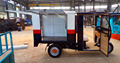 new model of electric cargo tricycles for express/courier/logistics deliver vehicles 31000017