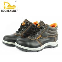 ROCKLANDER Safety Shoes(PVC Injection )-Only Authorized Manufacturer In China