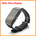 Wearable Digital Voice Recorder Wristband 8GB Professional Hidden Voice Recorder with Time Display