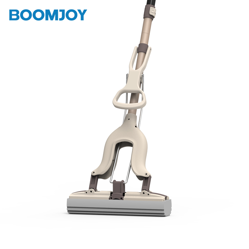 BOOMJOY PVA squeeze water absorption mop cleaning mop J14