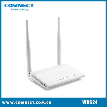 Brand new Wireless N wifi router modem with rj45 portwith CE certificate