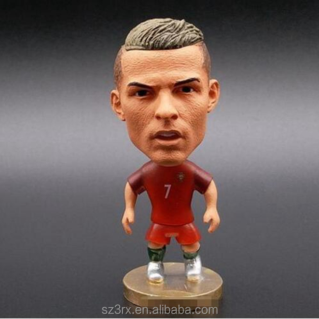 2 inch football player miniature,World cup soccer player toys,Toy factory