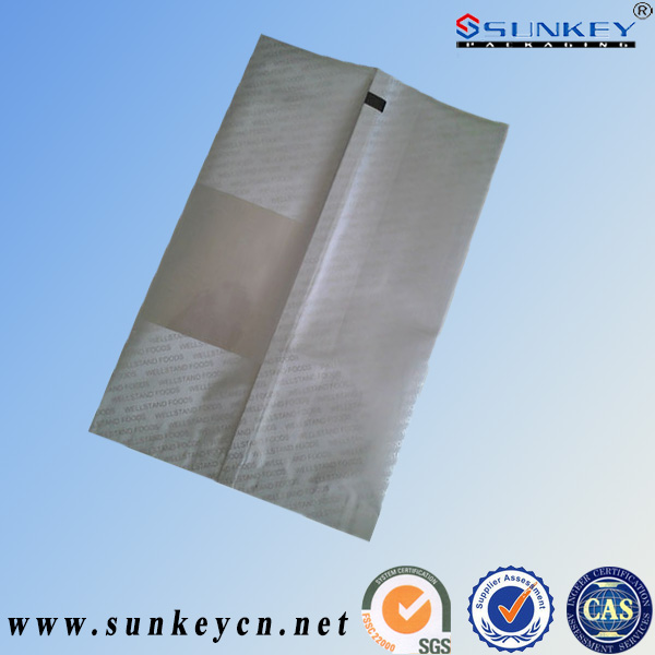 Customized small size aluminum foil food bag packaging