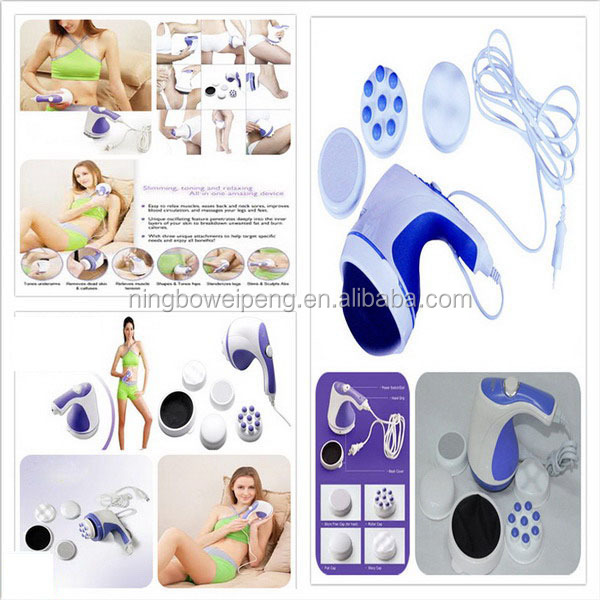 smart tone massager / mini massager/electric vibrating massage
