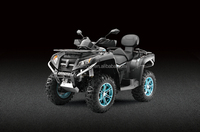 800cc 4 wheel motorcycle, street legal automatic atv for sale