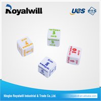 Professional manufacture factory directly fluorescent kamasutra dices of Royalwill