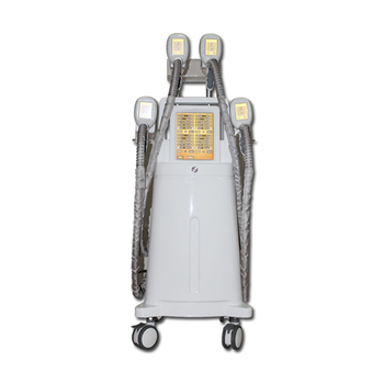 4 Cryo Handle Cool Tech Cryogenic Freezing Fat Body Slimming Cryolipolysi Machine
