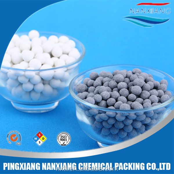 ceramic bio ball developed for new drinking water purifier companies, water treatment plants alkaline water filter