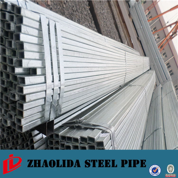 Top quality black iron rectangular oval mild steel pipe