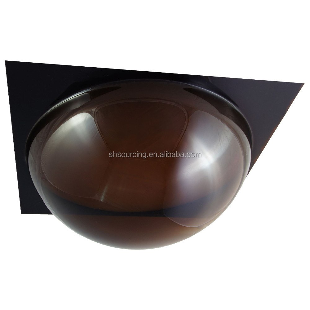 Full Dome acrylic Convex Safety Mirror
