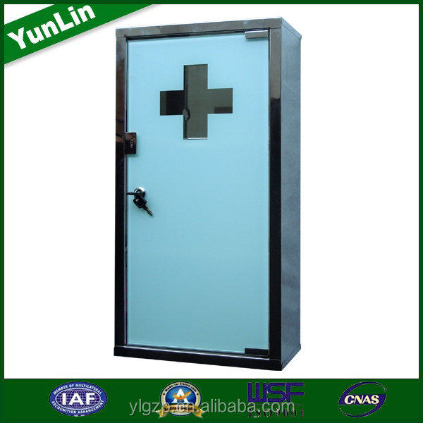 YUNLIN stainless steel multi layer medical box put homeopathic medicine for sex box