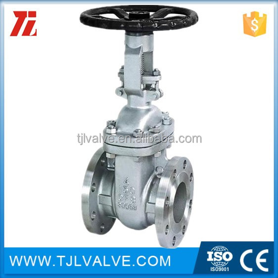 API Casting api 6a gate valve for wellhead assembly Medium Pressure