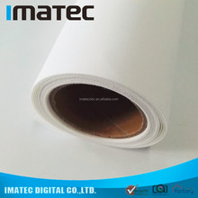 Waterproof Wide Format 42 Inch 220gsm Polyester Inkjet Canvas Roll for Pigment Ink Printing