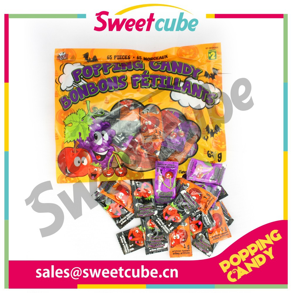 halloween Popping candy