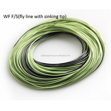Wholesale Double Color Fly Fishing Lines with Sinking Tip