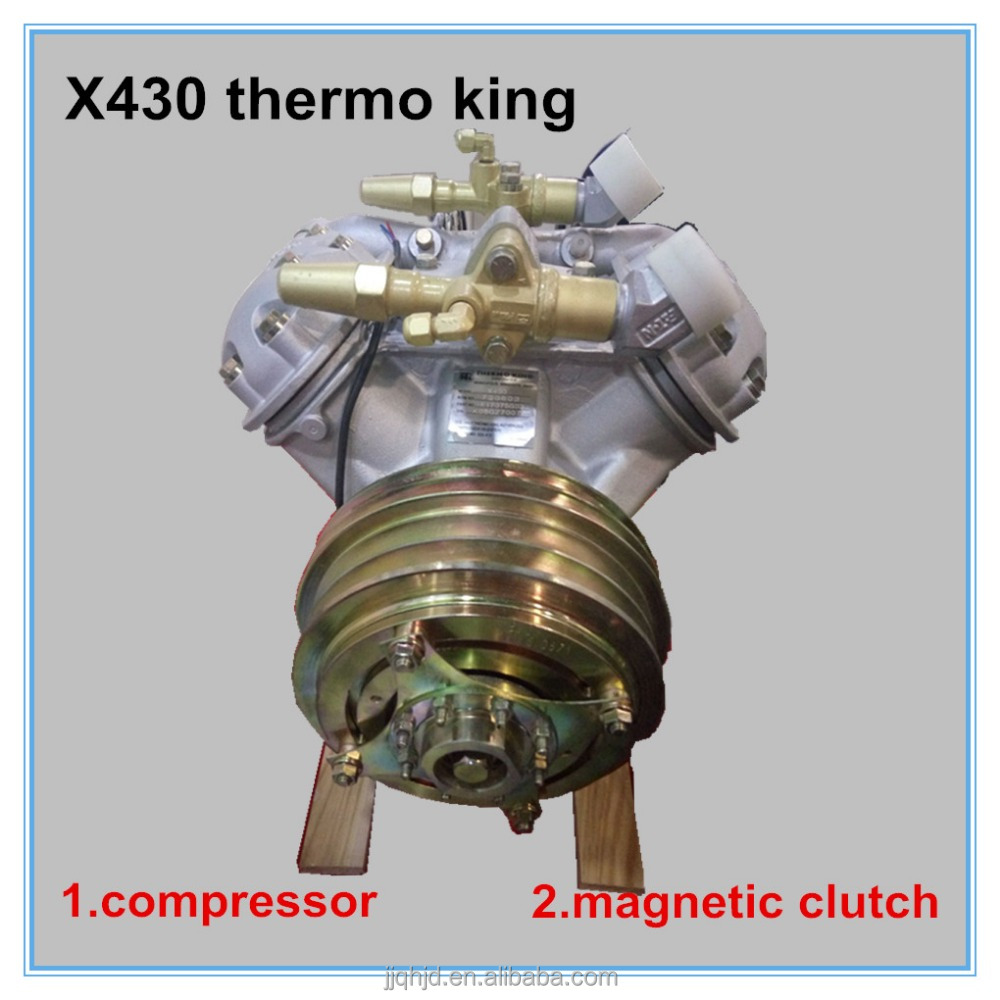 bus air conditioner X430 thermo king compressor