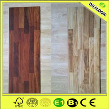 Changzhou factory 7mm/8mm hdf b1 e1 3-strip laminate flooring