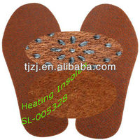 Heating Velvet Acupuncture Shoe Pads