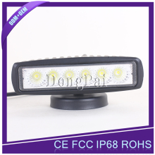 CE RoHS spot beam flood beam cob 18W led work light