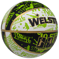 2016 new arrival wholesale rubber basketball