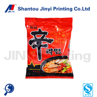 Automatic packing roll film for dried noodle/Design instant noodle packaging bag