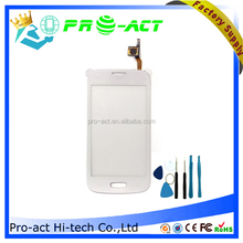 AAA For Samsung Galaxy Star Pro S7260 S7262 Front Touch screen Glass Digitizer white