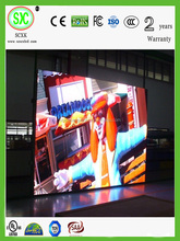 2015 hot sale p5 7 segment led display 2 digit 5mm led display vehicle mounted led display