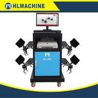 3D wheel alignment equipment machine original manufacturer