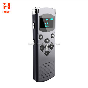 Voice activated recording 4GB-16GB Digital Voice Recorder with Three recording scenes